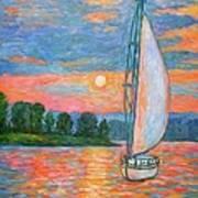 Smith Mountain Lake Poster