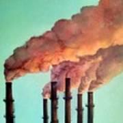 Smog Industrial II Poster