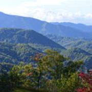 Smokey Mountains Poster