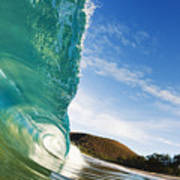 Smooth Wave - Makena Poster