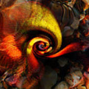 Snail 2 Poster by Terril Heilman