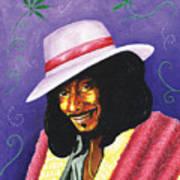 Snoop Dogg Poster by Kristi L Randall