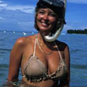 Snorkler Beauty Poster