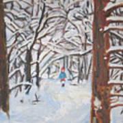 Snow Poster