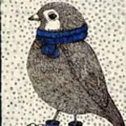 Snow Bird Poster