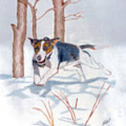 Snow Bound Poster