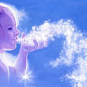 Snow Fairy  Poster
