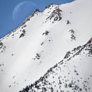 Snow Moon Poster