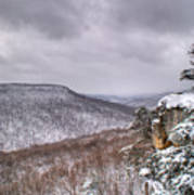 Snow Remoteness Poster