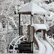 Snow Slide Poster