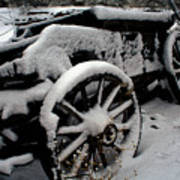 Snow Wagon Poster