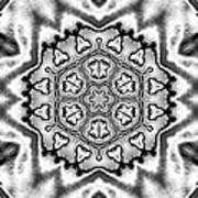Snowflake 7 Poster