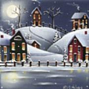 Snowflake Cove Poster