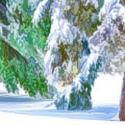 Snowy Winter Poster