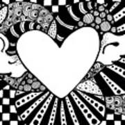Soaring Heart  Poster