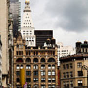 Sohmer Piano Building And Flatiron District  Poster