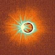Solar Eclipse, 33 Poster