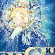 Solar Eclipse Spirits Poster