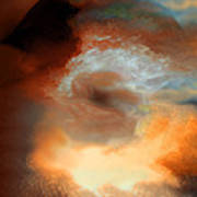 Solar Eruption Poster