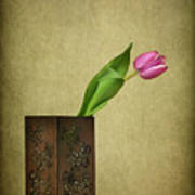 Solitude In Bloom Poster