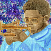 Solo Trumpet Poster
