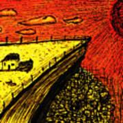 Sombras E Vidas Secas Poster