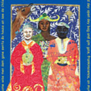 Some Wise Men Dem Poster