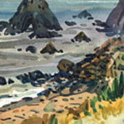 Sonoma Coast Poster