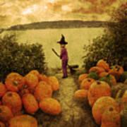 Soon Halloween Poster