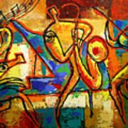 Soul Jazz Poster