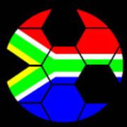 South African Joy V Poster