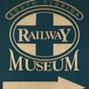South Florida Railway Museum Poster