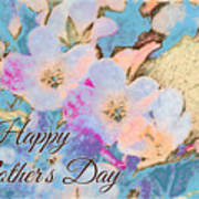 Southern Missouri Wildflowers -1 Mother's Day Card Poster