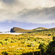 Southern Tip Of Bruny Island Poster