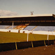 Southport Fc - Haig Avenue - Main Stand 2 - 1970s Poster