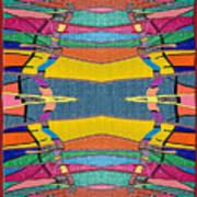 Southwestern Rug Poster