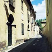 Spanish Narrow Street Poster