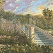 Spanish Steps Poster