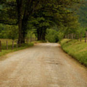 Sparks Lane - Cades Cove Poster