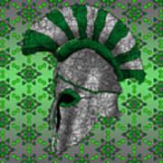 Spartan Helmet Poster