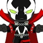 Spawn Supervillain Poster