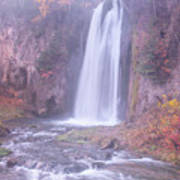 Spearfish Falls Poster