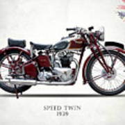Speed Twin 1939 Poster
