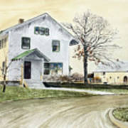 Sperry Homestead Poster