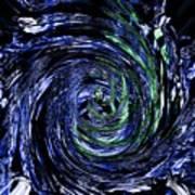 Spiral Vision Poster