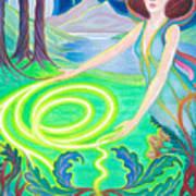 Spirit Guide Antarra Poster