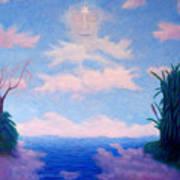 Spirit Of The Lake Poster