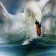 Spirit Of The Swan Poster