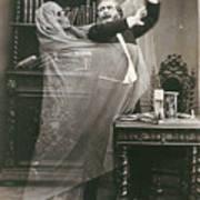 Spirit Photograph, 1863 Poster