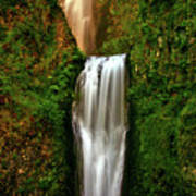 Spiritual Falls Poster